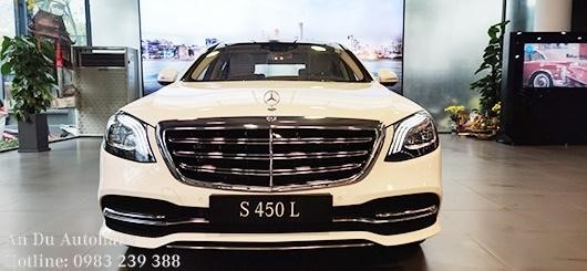 Mercedes-Benz S450 L Luxury