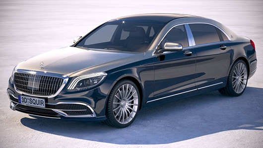 Mercedes-Maybach S650 4MATIC 2020