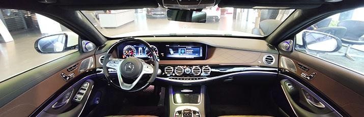 Mercedes S 450L Luxury